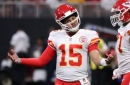 'The Pass': Mahomes' TD toss has Chiefs fans buzzing