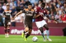 Manchester United player Axel Tuanzebe's difficult start to Aston Villa loan continues
