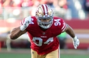 49ers injury report slimming down for Colts game