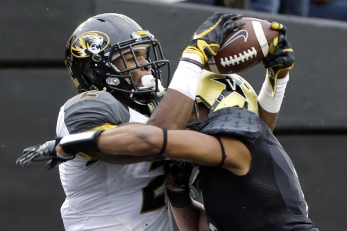 Mizzou's Brown pushes to make most of last hurrah