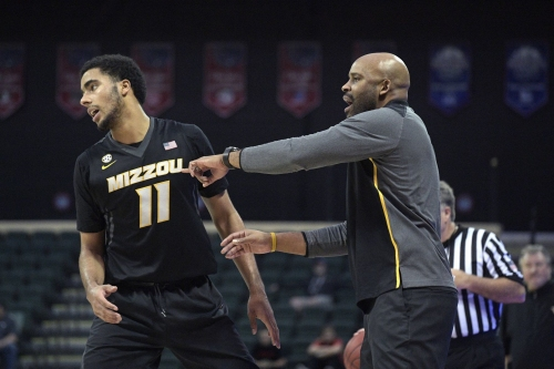 Mizzou basketball opens SEC play vs. co-champion Tennessee