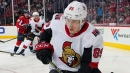 Senators' Max McCormick giving up No. 89 to Mikkel Boedker