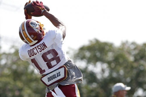 What it's like preparing Chris Thompson and Josh Doctson for the NFL season