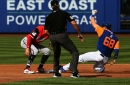 Nationals shut out again; no runs in 27 innings after 3-0 loss to Mets...