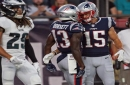 Patriots Phillip Dorsett works toward expanded receiving role