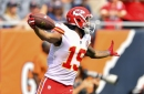 Chiefs vs. Bears: Saturday's snap counts may have revealed final Chiefs' receiver