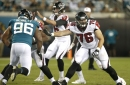 The Falcons' offensive line fortune will be huge in 2018