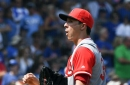 Chicago Cubs try hard, fail to no-hit Cincinnati Reds