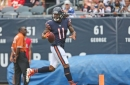 Despite lack of versatility, Bears in good hands with current group of backup wide receivers