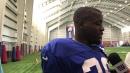 Video: Jonathan Stewart assesses his preseason performance with NY Giants
