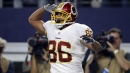 Redskins news: Chris Thompson, Jordan Reed 'on pace' to be ready for Week 1