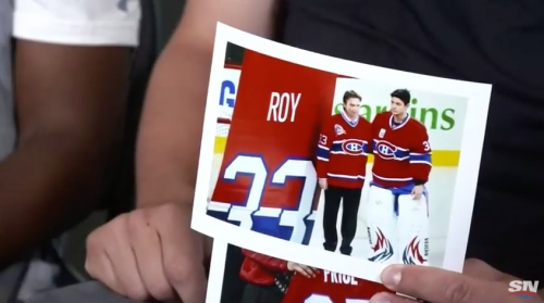 Photographic Memories: Carey Price on Subban, Roy, First Nations heritage