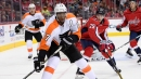 Flyers' Simmonds on final year of contract: 'Whatever happens happens'