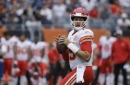 Chiefs' expectations rest on Mahomes' strong right arm