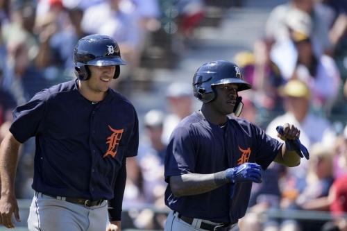 Cameron, Rogers headline Tigers prospects heading to Arizona Fall League