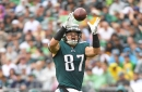 Report: Former Eagles tight end Brent Celek to retire Friday