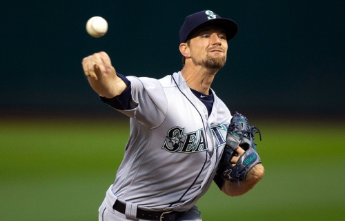 Mariners Game Day: M's turn to Mike Leake after series-opening win in Oakland