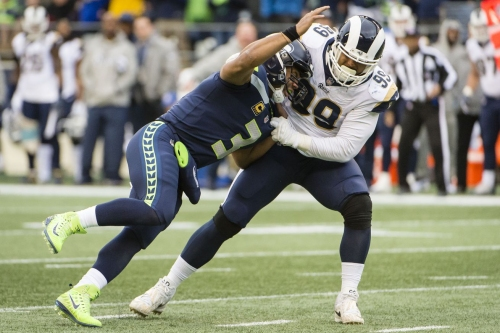 Aaron Donald's holdout is over