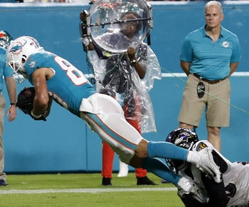 Jaguars CB Jalen Ramsey says Dolphins' Danny Amendola 'is terrible'