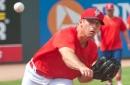 Cincinnati Reds add Lucas Sims, Blake Trahan; release Zack Weiss