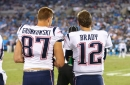 Take a look at the Patriots' first 53-man roster for the 2018 season