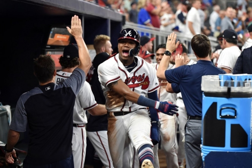 Braves rally late for 5-3 win over Pirates