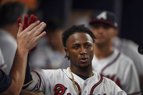 Ozzie Albies returns for series finale against Pirates