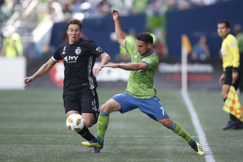 Seattle Sounders vs. Sporting KC: Highlights, stats and quotes