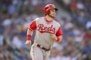 Braves reacquire Preston Tucker from Reds for cash considerations