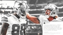 Cowboys WR Cole Beasley comes to Dez Bryant's defense