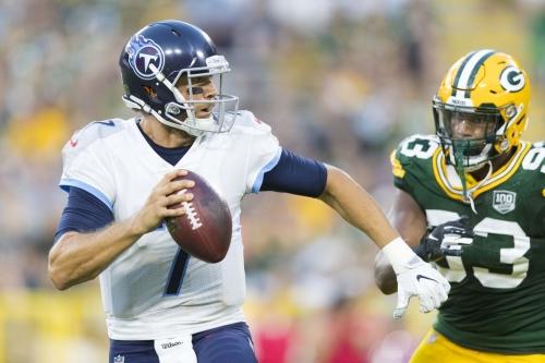 Packers Film Room: Green Bay's pass rush needs Reggie Gilbert on the field