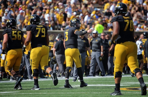 Matter on Mizzou: Tigers debut new-age 'old man football'
