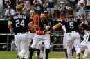 White Sox walk off Tigers in the ninth; Lopez turns in another strong performance