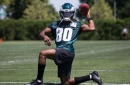 Eagles make two changes to the roster and two changes to the practice squad