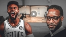 Jaylen Brown is working out with Tracy McGrady