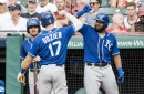 The young Royals on the team now aren't the next core, but they are still important