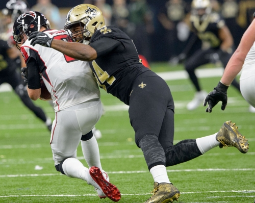 First Look: Banged-up Falcons await Saints in Atlanta