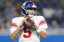 New Jets QB Davis Webb on Giants departure: 'They made a decision. I didn't agree with it'