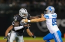 Raiders first depth chart: Who replaces Khalil Mack and other observations