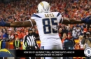 What impact will Antonio Gates have in Week 1 for the Chargers?