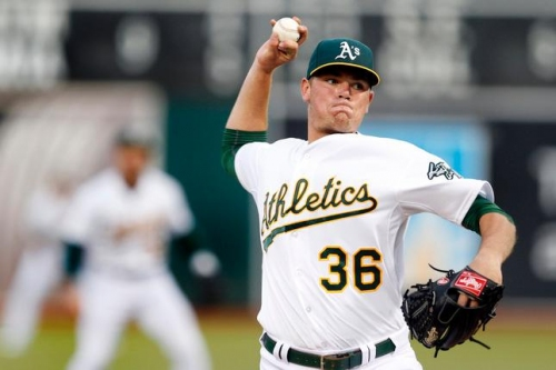 Potential starting role awaits recently re-acquired A's pitcher