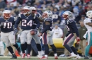 Pats CB Stephon Gilmore relishes leading role