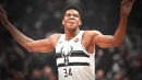 Giannis Antetokounmpo hyped about league changing sneaker color rule