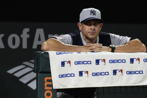 The AL East hasn't been MLB's best division for once, but it hasn't helped the Yankees