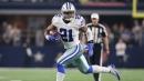 Cowboys G Zack Martin believes Ezekiel Elliott set for a 'big year'