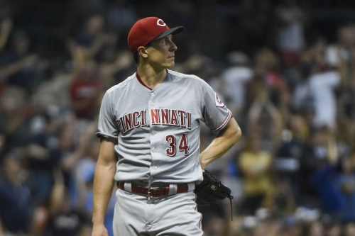 Game 140: Reds at Pirates (7:05 EDT) Homer vs Taillon