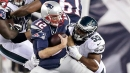 Eagles DE Brandon Graham watched Super Bowl strip sack on Tom Brady 'over a thousand times'
