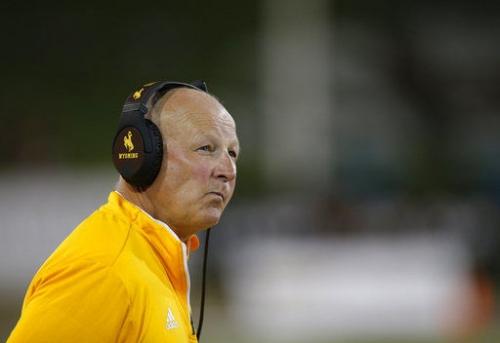 Wyoming coach brings 13-1 record vs. Mizzou to teams' meeting Saturday