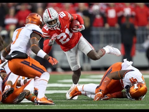 Should Parris Campbell get more than four offensive touches? Ohio State football Buckwhys