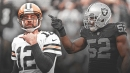 Packers' Aaron Rodgers, Randall Cobb comment on Khalil Mack-to-Bears trade